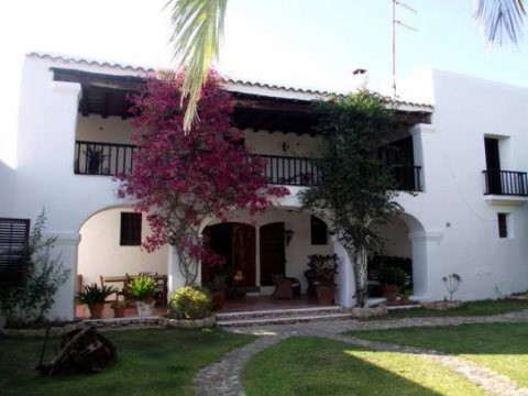 Hotel Rural Project in Sta Gertrudis 6.100.000€